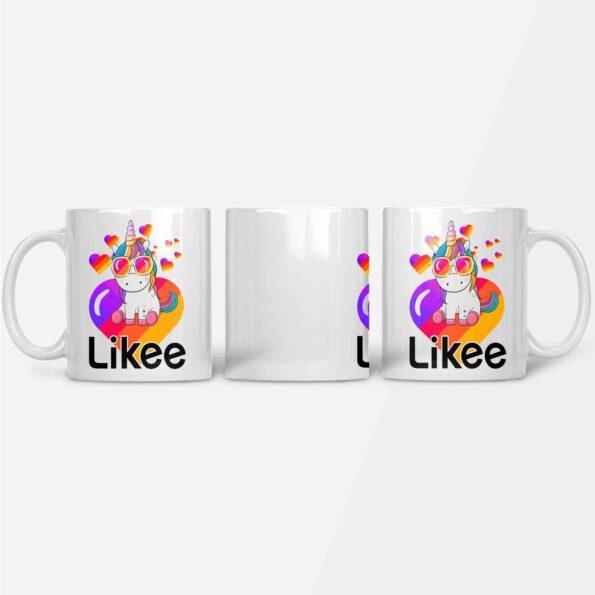 Кружка «Likee Единорог»