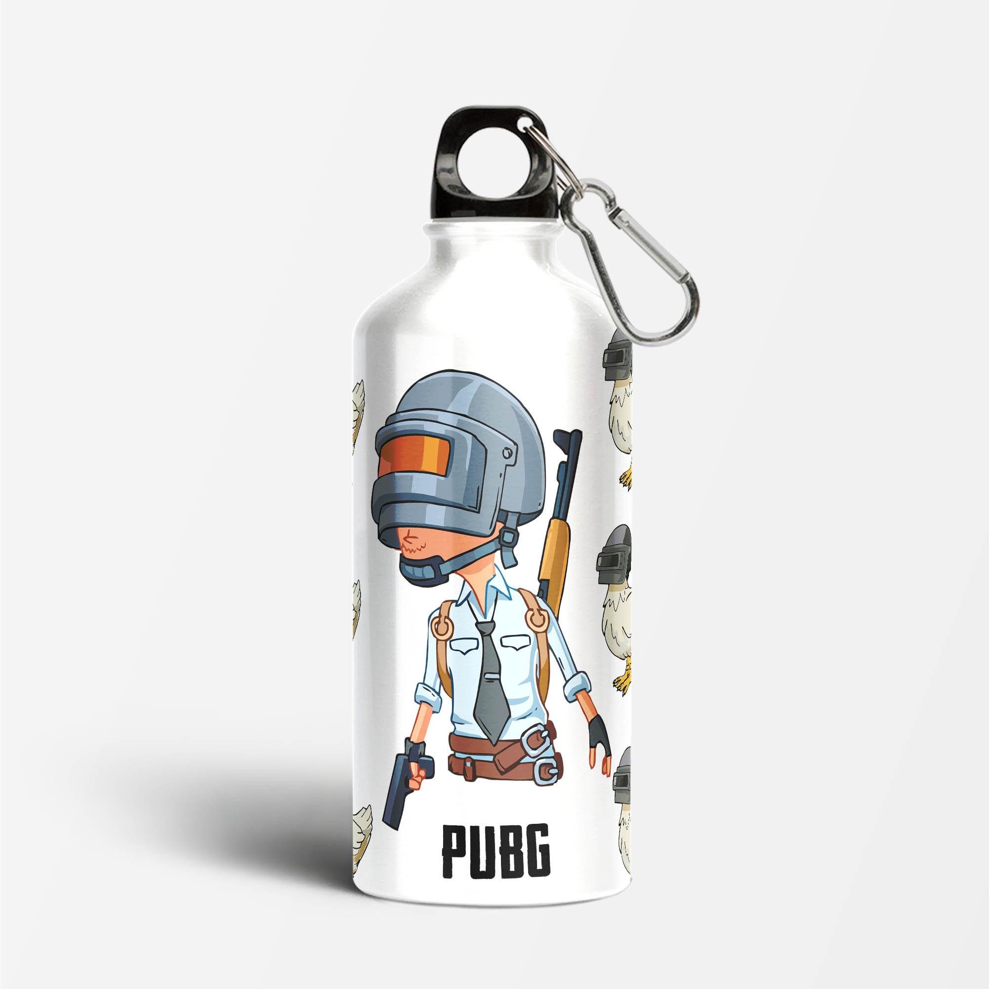 Бутылка «PUBG»