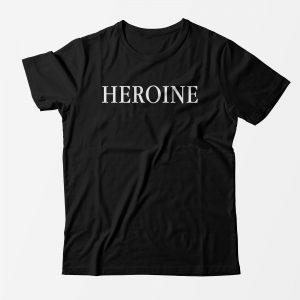 Футболка «HEROINE»
