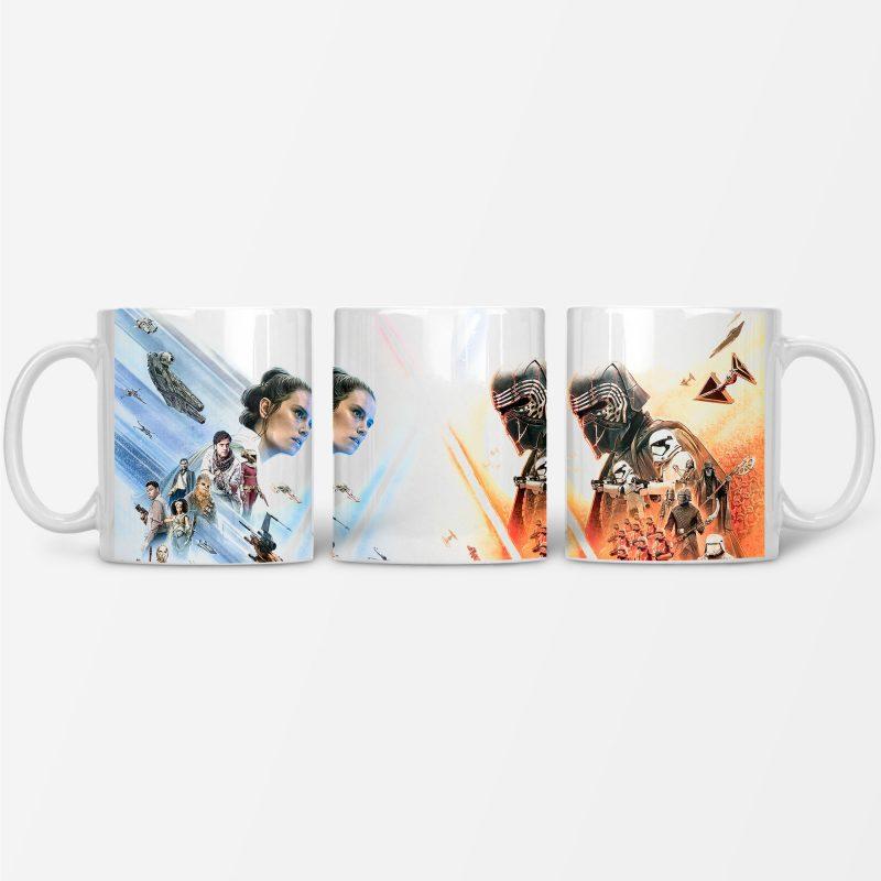 Кружка Звёздные войны Скайуокер Восход
